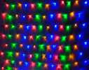 Гирлянда сетка 240 led 3.5х0.7м фото 1
