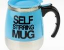 Термокружка с миксером Self stirring mug большая фото 2