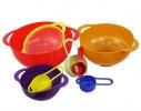 Кухонный набор Радуга 8 предметов фото