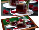Поднос с подушкой Романтический завтрак фото