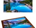 Поднос с подушкой Альпийский Рай фото