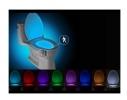 Illumibowl подсветка на унитаз c антимикробным действием и датчиком движения фото 2