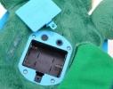 Музыкальный ночник проектор звездное небо Черепаха фото 3
