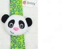 Набор носочки + браслетики с погремушками в виде обезьянки и панды фото 4