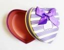Подарочная коробочка Сердце мини фото
