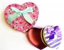 Подарочная коробочка Сердце мини фото 3