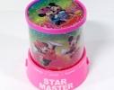 Проектор звездного неба Star Master Mikky Pink фото