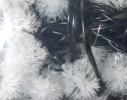 Гирлянда Ежики 40 led на черном проводе фото 1