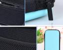 Защитный кейс, чехол - футляр для наушников и мелочей фото 2