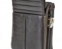Мужская сумка из искусственной кожи фото 2