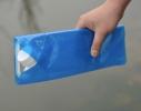 Складная, походная канистра - пакет для воды 5л фото 8
