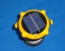 Лампа-фонарь аккумуляторный QY-9288 солнечная зарядка фото 2