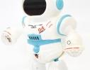 Робот Танцор игрушка на батарейках, свет, звук фото 1