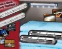 Беспроводные самоклеющиеся светильники Стик Энд Клик фото 1