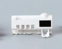 Диспенсер для зубной пасты и щеток автоматический Toothbrush sterilizer фото 7