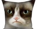 Подушка Кот Обормот фото
