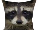 Подушка Енот фото
