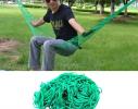 Гамак сетка Зеленый фото 1