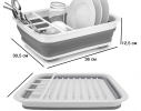 Складная универсальная сушилка для посуды и продуктов фото 2