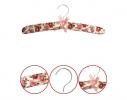 Набор мягких вешалок Винтаж розовые цветы фото 3
