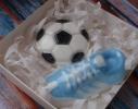 Натуральное мыло Футбол фото