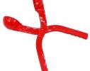Снежколеп красный - Снежка в форме мяча фото 1
