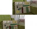 Бизиборд Шестеренка и дверь Разноцветный фото 1