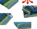 Клонировать Гамак тканевый 200x80 синий фото 1