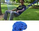 Гамак сетка Синий фото 1