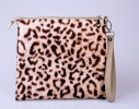 Женский клатч Леопард фото 1