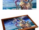 Поднос с подушкой Зодиак Овен фото