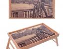 Прикроватный столик на ножках Романтика фото 2