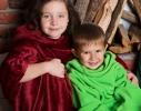 Клонировать Плед с рукавами Homely Kids Original фото 3