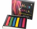 Мелки для волос Hair chalk, 6 шт фото