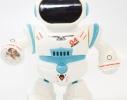Робот Танцор игрушка на батарейках, свет, звук фото 2
