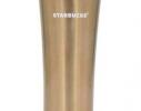 Походная термос чашка Starbucks Metallic 480 мл фото 5
