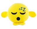 Подушка Смайлик Спящий фото 1