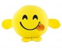 Подушка Смайлик Игривая улыбка фото