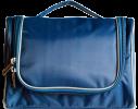 Дорожный органайзер для косметики Premium Синий фото