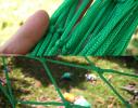 Гамак сетка Зеленый фото 2