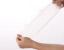 Набор силикон. крышек Super Stretch Silicone Белый 6 шт. фото 2