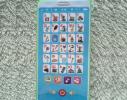 Интерактивный говорящий телефон - азбука украинского алфавита Салатовый фото 2