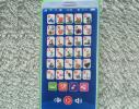 Интерактивный говорящий телефон - азбука русского алфавита Салатовый фото 2