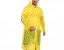 Плащ-дождевик желтый фото 1