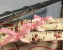 Набор мягких вешалок Винтаж чайные розы фото 1