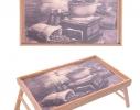 Прикроватный столик Зерна Кофе фото