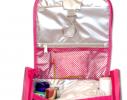 Дорожный органайзер для косметики Premium Розовый фото 2
