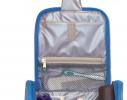 Дорожный органайзер для косметики Premium Голубой фото 1