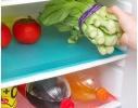 Антибактериальные коврики для холодильника 4 шт. фото 1