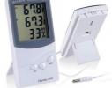 Термометр-гигрометр с выносным датчиком TA-318 фото